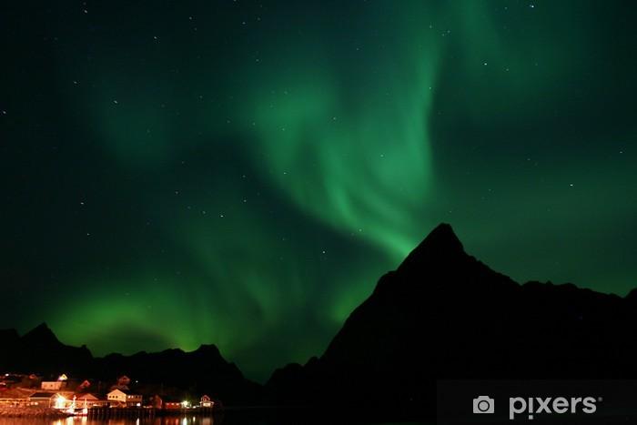 Fotomural Estándar Polarlicht Lofoten - Europa