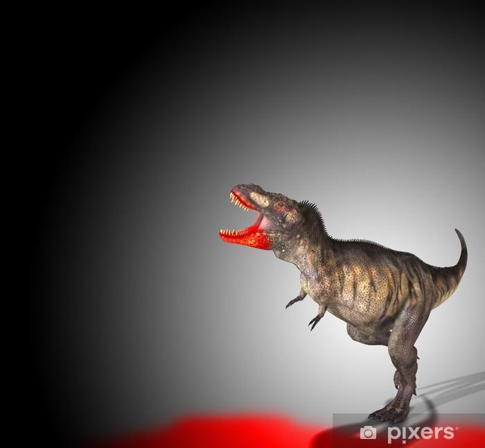 Naklejka Pixerstick T Rex 6 - Tematy