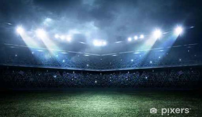 Fototapeta winylowa Stadion - Sport