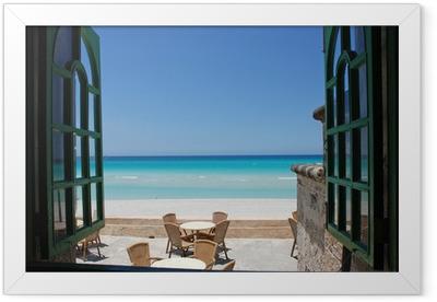 Cuba - Varadero Framed Poster