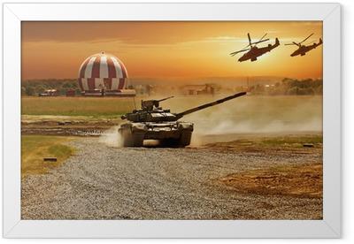 War Framed Poster