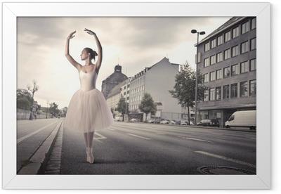 Dancer Framed Poster