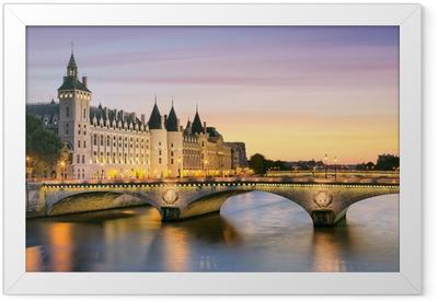 Paris, Conciergerie Framed Poster