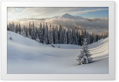 mountain Framed Poster