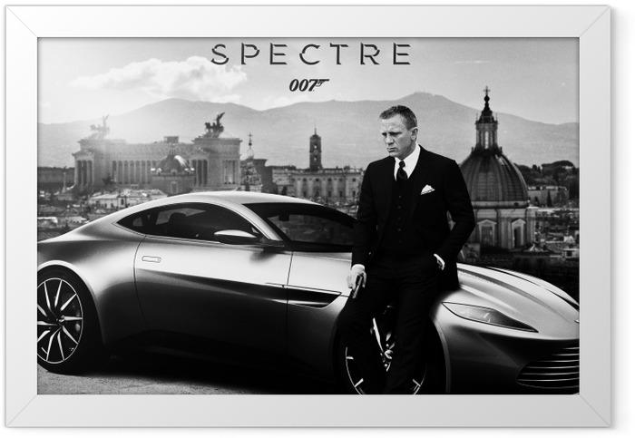 Spectre Framed Poster - Themes