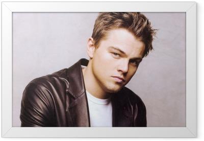 Leonardo DiCaprio Framed Poster