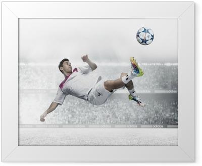 Leo Messi Framed Poster
