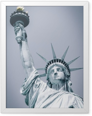 Statue of Liberty Framed Poster