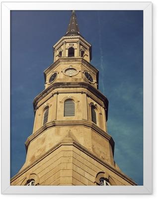 St. Philip's Episcopal Church Framed Poster