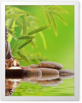Buddha Zen Framed Poster