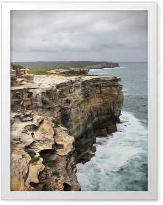 Australia - Royal National Park Framed Poster