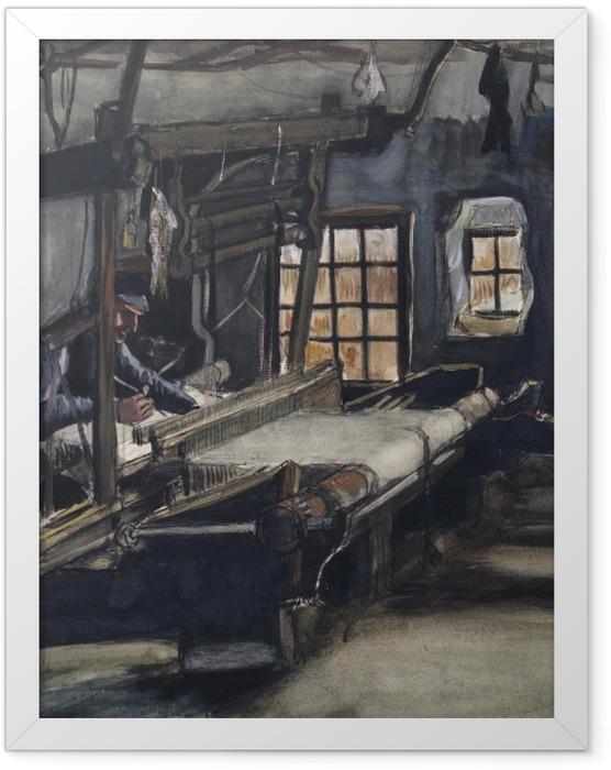 Gerahmtes Poster Vincent van Gogh - Weber - Reproductions