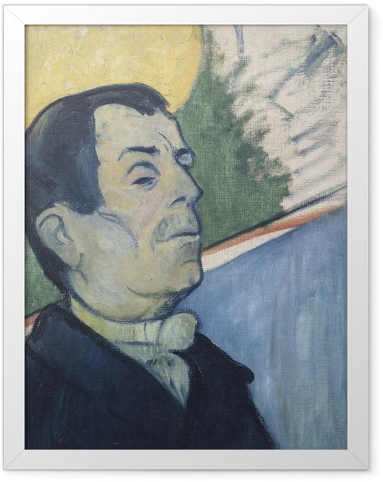 Poster en cadre Paul Gauguin - M. Ginoux - Reproductions