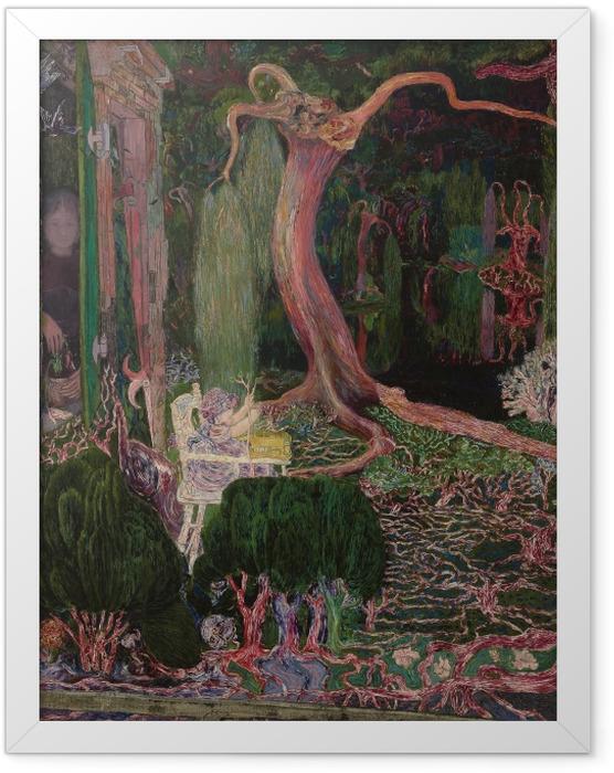 Poster en cadre Jan Toorop - La nouvelle génération - Reproductions