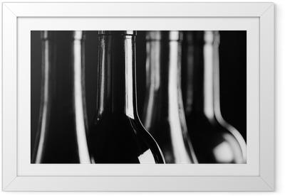 bottles Framed Poster