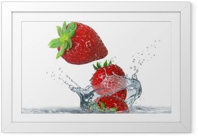 Poster en cadre Fruits 314