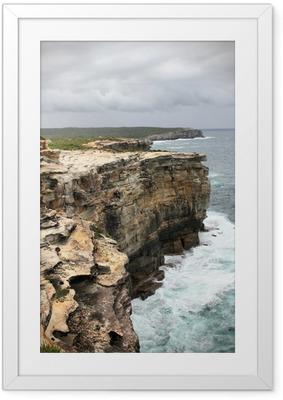 Innrammet plakat Australia - Royal National Park