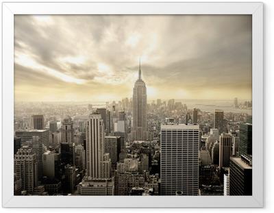 Poster i Ram Manhattan