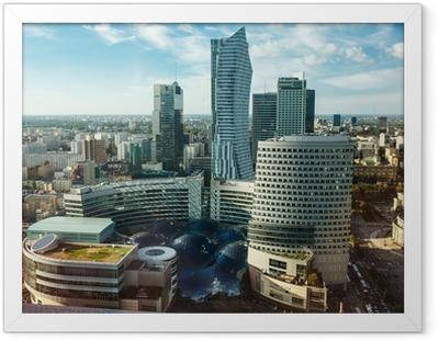 Poster i Ram Warsaw view