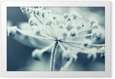 Ingelijste Poster Flower