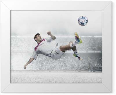 Poster en cadre Leo Messi - Meilleures Ventes Posters