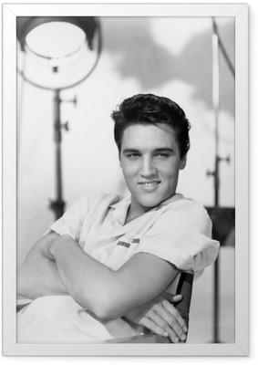 Poster en cadre Elvis Presley - Elvis Presley