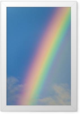 Rainbow Framed Poster