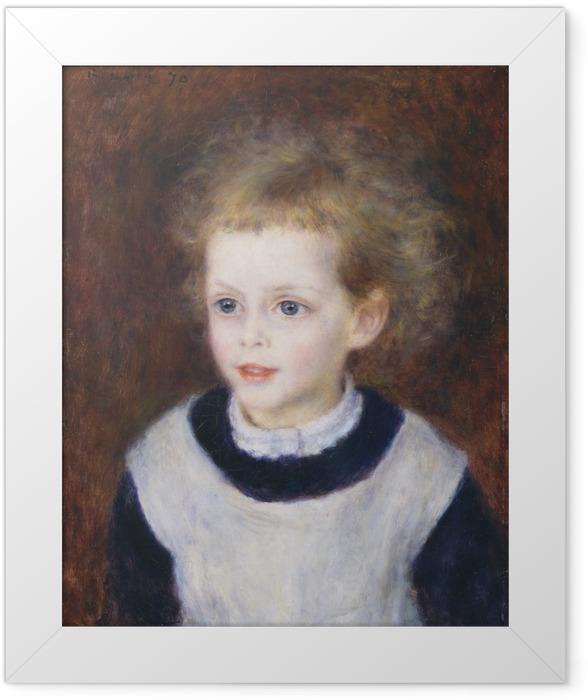 Póster Enmarcado Marguerite-Thérèse (Margot) Berard - Impresionismo
