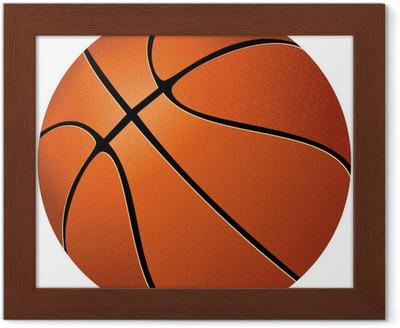 7a5fde5210da0 Basket Ball Sur Blanc Sticker • Fond Pixers® Nous De Vivons Ballon OP8kn0w