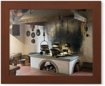 Hanging Pots And Pans Wall Mural Pixers We Live To Change