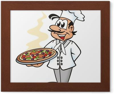 Adesivo La pizza panettiere • Pixers® - Viviamo per il cambiamento 9977df9eefc2