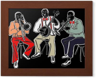 Poster i Ram Jazzband