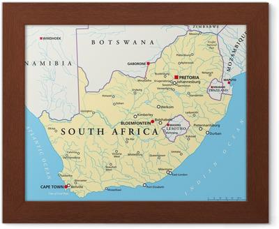 Südafrika Karte Pdf.Südafrika Karte Südafrika Landkarte