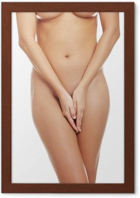 Smukke nude fitness modeller