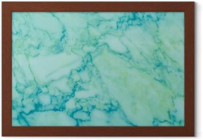 Carta Da Parati Sfondo Di Natura Modello Di Marmo Verde E Blu