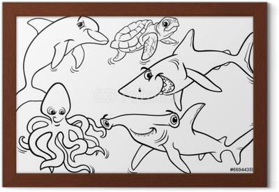 malvorlagen unterwasserwelt berlin - zeichnen und färben
