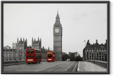 Plakat w ramie Westminster Palace