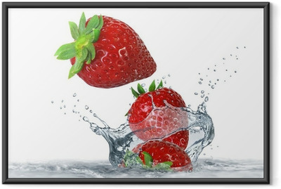 Ingelijste Poster Fruit 314