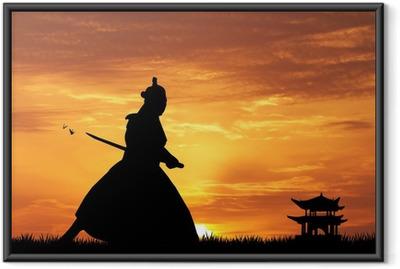 Poster i Ram Samurai
