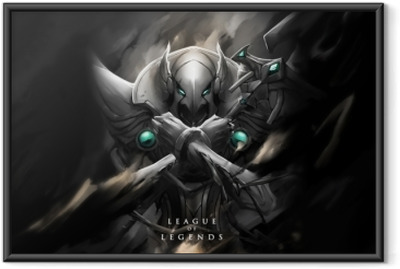 Poster en cadre Azir - League of Legends