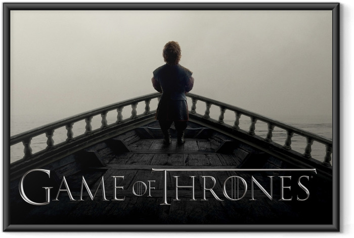Tyrion Lannister Indrammet plakat -