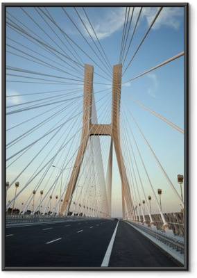 Bridge Indrammet plakat