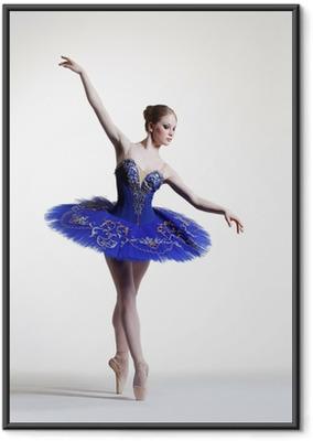 Poster en cadre Le danseur - Ballet