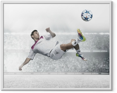 Poster in Cornice Leo Messi