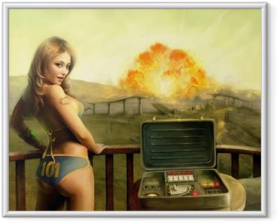 Poster en cadre Fallout - Thèmes