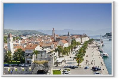 Plakat w ramie Trogir, Chorwacja