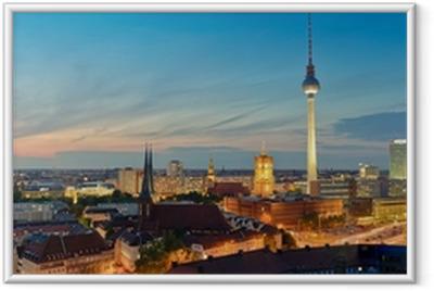 Poster en cadre Berline