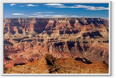 Poster in Cornice Panoramic Grand Canyon, Stati Uniti d'America