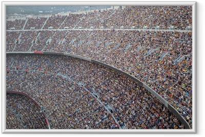 Stadium Framed Poster