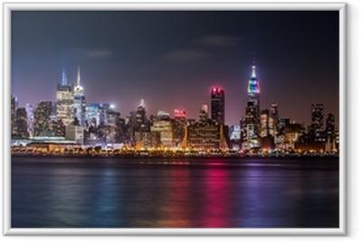 Poster i Ram Manhattan Panorama under Pride Weekend